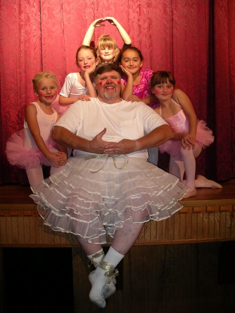 Ballerina George Tornga 2006