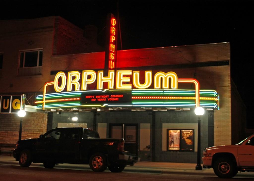 Orpheum Theatre 10-2009