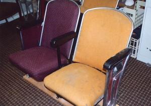 Heywood Wakefield seats circa 1930